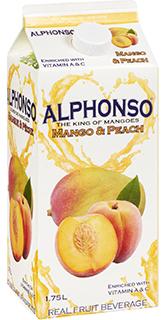Alphonso Mango & Peach