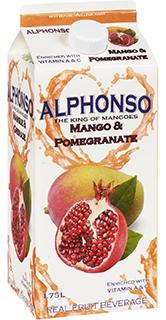 Alphonso Mango & Pomegranate