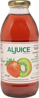 Aljuice Kiwi Strawberry
