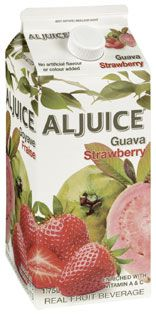 Aljuice Guava Strawberry