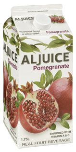 Aljuice Pomegranate