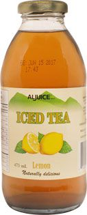 Aljuice Iced Tea