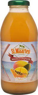 St.Maarten Mango Papaya