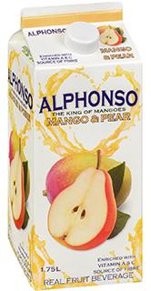 Alphonso Mango & Pear